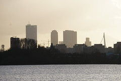 Skyline Rotterdam 14-1-17