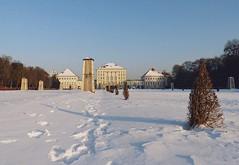 winter (maxmedl) Tags: winter schnee münchen munich nymphenburg schloss schlosspark park snow