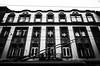 Future city (everybodyisone) Tags: ricoh gr 28mm apsc ricohgr blackandwhite monocrome city cityscape street electricity building architecture