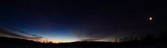 The Sun rise_2017_01_20_0004 (FarmerJohnn) Tags: sun rise sunrise kuu moon jupiter auringonnousu taivas sky morning aamutaivas taivaanranta pilvet clouds colors colorfull värikäs taivi winter january tammikuu suomi finland laukaa valkola anttospohja canon7d samyang358mmfisheyecsii canon 7d juhanianttonen
