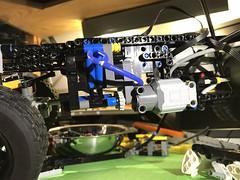 IMG_9492 (lc-jrx) Tags: lego moc legomoc mercedes zetros mercedeszentros projectz powerfunctions pneumatic