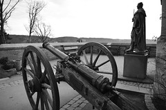 Historic Cannon (_nature_p1xx_) Tags: forest snow tree sky bluesky photooftheday nature winter nikon nikond3300 d3300 nofilter february landscape wildlife travel naturephotography pictureoftheday picoftheday trees natur nikondeutschland january alenstale meinbw treemagic cannon historic history burg burghohenzollern hohenzollern zoller blackandwhite