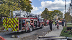 Burlington Fire Department (NBKPhotography) Tags: burlington city fire department truck pump pumper aerial ladder quint squad rescue engine car tench trench nbk nbkmediagroup nbkphotography itsnbk therealnbk71 therealnbk halton region regional police pd