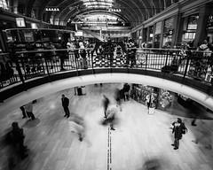 Station ghosts (eric_marchand_35) Tags: stockholm station stockholmstation sweden gare suède ghost fantome blur motionblur longexposure poselongue week62017 52weeksthe2017edition weekstartingsundayfebruary52017 week6theme