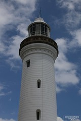 Norah Head Lighthouse (Anura in Canberra) Tags: nsw norahhead lighthouse sea