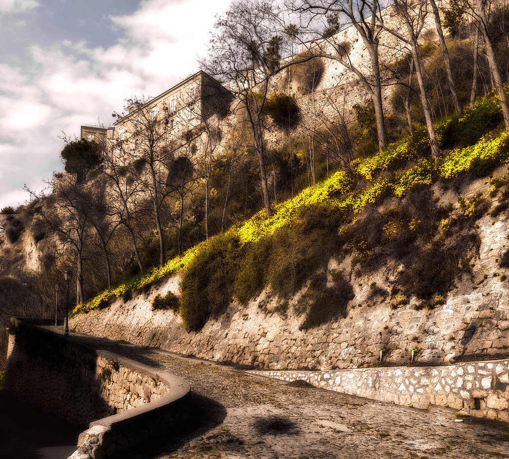 Landscape Boulders Tacoma : Landscape borghi nikon nikonitalia nikond orton ortoneffect