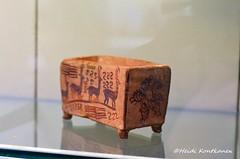 Predynastic (konde) Tags: box antelope fish naqadaii abydos ancient predynastic art