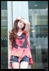 nEO_IMG_DP1U2473 (c0466art) Tags: street light portrait girl beautiful beauty face fashion female canon nose eyes asia pretty gorgeous lips charming shape 1dx c0466art