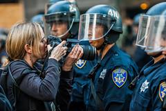 Oakland 2010 (Thomas Hawk) Tags: california usa oakland riot cops unitedstates unitedstatesofamerica protest police cop eastbay riots oaklandpd fav10 fav25 oaklandpolicedepartment oscargrant oaklandriots johannesmersehle oaklandca070810 oaklandriots2010