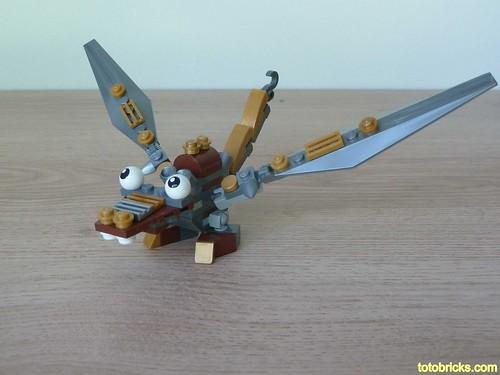 Lego Mixels Klinkers Moc Fan Made 2 Instructions A Photo On Flickriver