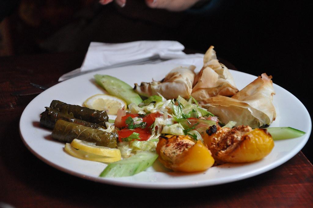 Meze Restaurant Edinburgh