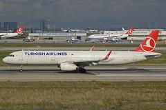 Turkish Airlines Airbus A321-231 TC-JSH Van Sharklets (EK056) Tags: airport istanbul airbus van airlines turkish atatrk a321231 sharklets tcjsh