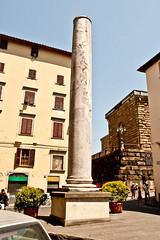 Colonna di San Felice (olikristinn) Tags: italy florence july tuscany firenze toscana ítalía piazzasanfelice july2015 19072015 flórens2015 colonnadisanfelice