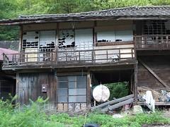 Abandoned House (elminium) Tags: house japan ruin nagano dmcg1