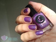Xochitl - Cirque (Daniela Mayumi M.) Tags: nail nails lilac nailpolish cirque holographic xochitl naillacquer hologrfico