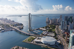Башня SkyRise Miami