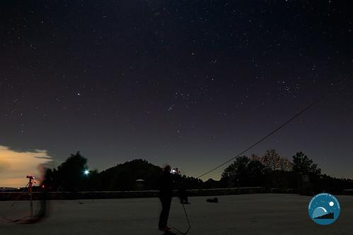 Curs astrofotografia IEFC i OAC