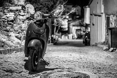 #bozcaada #night #gece #scooter #blackandwhite #siyahbeyaz #street #photography #streetphotography #nikond7100 #nikon #d7100 (nahroruno) Tags: street blackandwhite night photography nikon streetphotography scooter bozcaada gece siyahbeyaz d7100 nikond7100