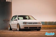 "MK4 & Polo 6N2 • <a style=""font-size:0.8em;"" href=""http://www.flickr.com/photos/54523206@N03/23250039221/"" target=""_blank"">View on Flickr</a>"