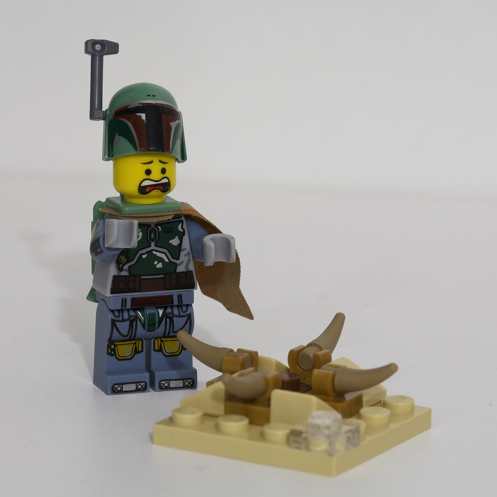 Boba and Sarlacc (Reiterlied) Tags: starwars advent calendar lego ...