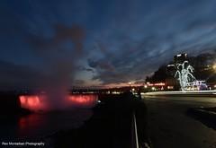 Niagara Falls in the Blue Hour (Rex Montalban Photography) Tags: niagarafalls waterfalls rexmontalbanphotography