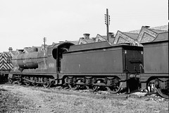 63611 (Gricerman) Tags: br steam eastern robinson 280 britishrailways lner staveley 63611 brsteam o4class 04class easternsteam steambr breastern steameastern easternsteambr staveleyshed