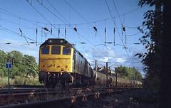 Caldew Junction (Dave McDigital) Tags: 25 rats class25