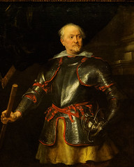 """Portrait of a Man in Armor"", Anthony van Dyck, c. 1625 (Joey Hinton) Tags: olympus omd em1 cincinnati art museum mft m43 microfourthirds 1240mm f28"