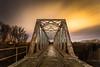 Via muerta (Roberto_48) Tags: noche nocturna larga exposicion puente nikon d750 night
