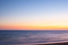 The Sea & The Sky, Santa Monica (Geraint Rowland Photography) Tags: ocean calm art surf surfart beauty beautiful nature playa beach california californiasun sunset settingsun tranquility tranquil geraintrowlandphotography travelinusa usa travelphotography longexposure canon