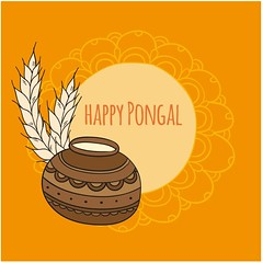 free vector Happy Pongal Day With Rice Pot Background (cgvector) Tags: agriculture animal asian barley cane card cattle celebration cow culture decoration earthen editable ethnic family farm farmer festival flower food fruit grain greeting happy harvest hindu holiday illustration indian kalash kollam makar plant pongal pongalday pot prosperity rangoli religious rice sankranti south sugarcane sun tradition traditional vacation vector wheat