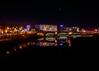 Village by night (Orlando Mouchel) Tags: night nuit nacht notte noche noite ليل ночь 晚 夜