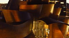 Guggenheim Museum Bilbao (arkaitz ZO) Tags: guggenheimbilbao bilbao urban architecture amazing modern magic basquecountry euskadi arquitectura bluehour modernarchitecture overtheexcellence gorgeous 50faves stunning