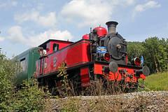 """Locomotive vapeur """"Bison"""" - Spontin Festival vapeur 2015 2015-08-16 13-30-39_38 mod et rét"""