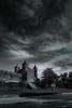 S.M.Feira (paulosilva3) Tags: smfeira castelo bw clouds sky drama canon eos 6d manfrotto lowepro