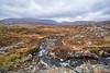 Somewhere across the great divide (OR_U) Tags: 2017 oru uk scotland isleofharris lewisandharris landscape sky clouds weather rivulet nature