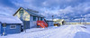 Historic Fishtown (downstreamer) Tags: lakemichigan leelanau fishtown leland snow winter