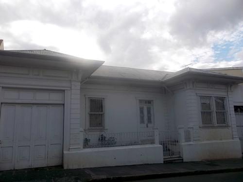 Casa blanca av.7-9, c.3/ White house 7th-9th av,, 3rd st.