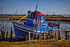 Fisherman's Friend (MrBlueSky*) Tags: portugal alentejo port landscape carrasqueira boat fishing view outdoor pentax pentaxart pentaxlife pentaxawards pentaxk10d travel aficionados