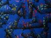 NIAG (Polaroyd7) Tags: ov öv openbaar vervoer öffentlicher verkehr art kunst pattern patroon kleur color colour farbe couleur seat chair siège stoel fabric ontwerp design modernism fashion urban people texture abstract bright minimalism creative creativity bus autobus niag