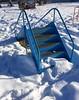 The Little Blue Slide.  Helena,Montana (montanatom1950) Tags: helena montana helenamontana playground