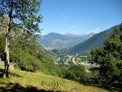 Via Francigena - Aosta - Chatillon