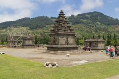 Candi Arjuna, Dieng Plateau (Ronan Smits) Tags: candiarjuna diengplateau indonesia java batur jawatengah indonesië id