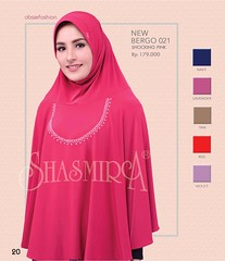 New Arrival!!!  SJARME OBSERFASHION           Limited Edition  Code      : New Bergo 021      Material : Spandex Sutera      Colour    : Pink. Navy. Lavender. Tan. Red. Violet      Price       : IDR 179k   Cantik Bersama Shasmira ☎Contacts : (firaya_azzahra) Tags: shawl palembang jilbab jilbabpraktis kerudungsyari shasmirapalembang busanamuslimah jilbabmodern kerudung tudung hijab modernhijab shasmira jilbablangsung jilbabspandex jilbabsyari jilbabshasmira tudungbawal