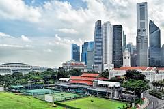 Singapore Cricket Club (chooyutshing) Tags: singaporecricketclub padang standrewsroad singapore
