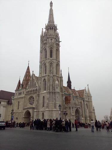Igreja no Mercado