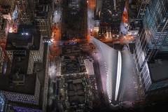 Bat view (karinavera) Tags: travel sonya7r2 oculus wtc newyork view skycrapers urban city