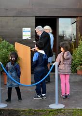 Inauguration du Kiosque Citoyen de Bassens