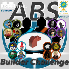 ABS Builder Challenge (THE BRICK TIME Team) Tags: lego challenge abs builder contest sponsoring communitiy