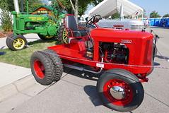 (theleakybrain) Tags: tractor minnesota september bullet toro mnstatefair 2015 p1350887 torobullet